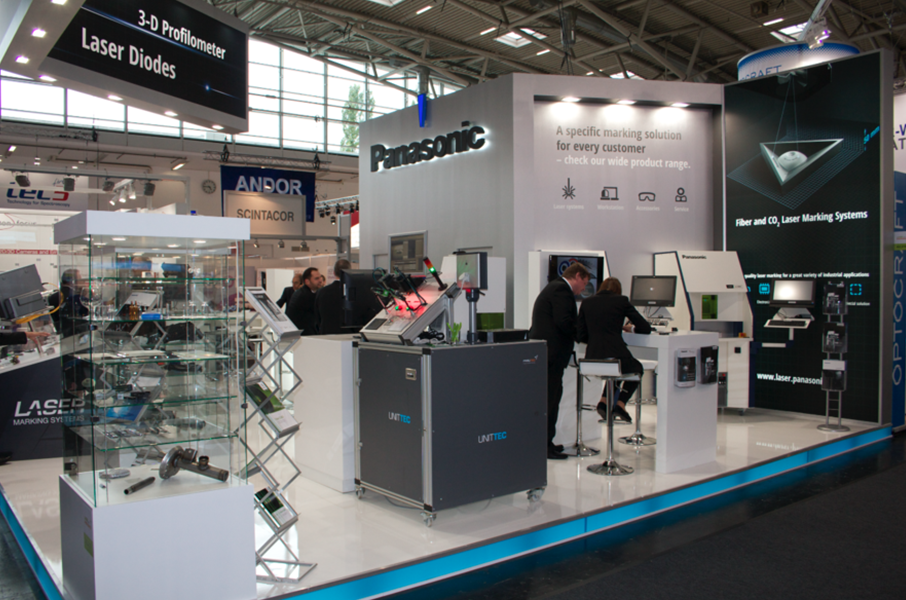 Weltmesse Photonikbranche